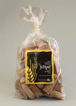 BIO - ASTARTI ESTATE - Gerste Paximadi (doppelt gebackenes Brot) 400gr