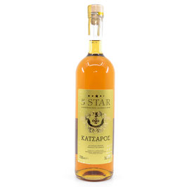 BRANDY 5 Star 700ml