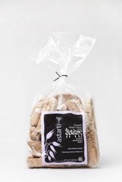 BIO - ASTARTI ESTATE - Hafer Paximadi (doppelt gebackenes Brot) 400gr