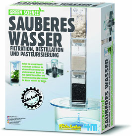 GREEN SCIENCE Sauberes Wasser