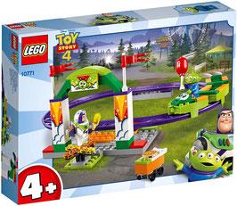 LEGO TOY STORY 4 Buzz wilde Achterbahnfahrt