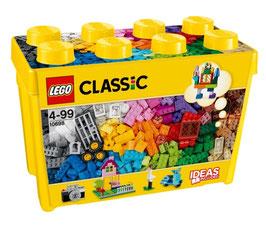 LEGO CLASSIC Große Bausteine Box, 790 Teile