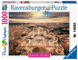 Ravensburger Puzzle 1000 Beautiful Places & Skylines