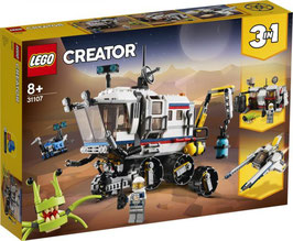 LEGO CREATOR Planeten Erkundungs-Rover