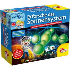 LISCIANI Erforsche das Sonnensystem