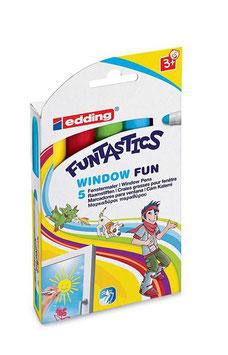 EDDING Funtastics Window Fun