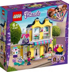 LEGO FRIENDS Emmas Mode-Geschäft
