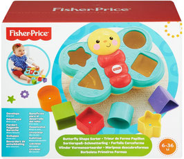 Fisher Price Sortierspaß Schmetterling