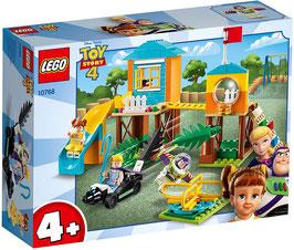 LEGO TOY STORY 4 Buzz & Porzellinchens Spielplatzabenteuer
