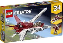 LEGO CREATOR Flugzeug der Zukunft