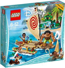 LEGO Disney Princess Vaiana auf hoher See
