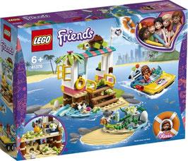 LEGO FRIENDS Schildkröten-Rettungsstation
