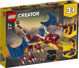 LEGO CREATOR Feuerdrache