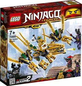 LEGO NINJAGO Goldener Drache