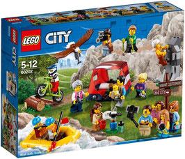 LEGO CITY Stadtbewohner Outdoor-Abenteuer