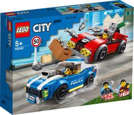 LEGO CITY Festnahme auf der Autobahn