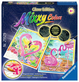 RAVENSBURGER Mixxy Colors Glow Edition