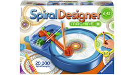 RV Spiral Designer Machine