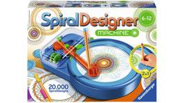 RV Spiral Designer Machine