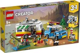 LEGO CREATOR Campingurlaub