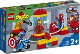 LEGO DUPLO Iron Mans Labor Treffpunkt