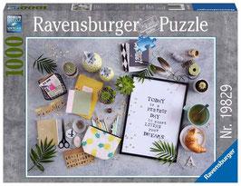 RAVENSBURGER Puzzle 1000