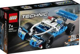 LEGO TECHNIC Polizei Verfolgungsjagd