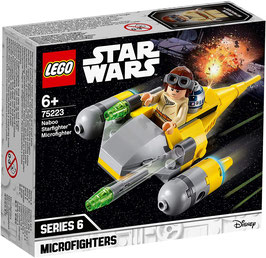 LEGO Star Wars Naboo Starfighter Microfighter
