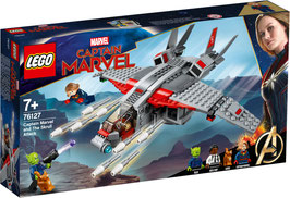 LEGO Marvel Super Heroes Captain Marvel und die Skrull-Attacke