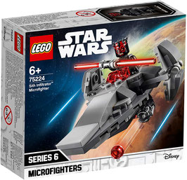 LEGO Star Wars Sith Infilatrator Microfighter
