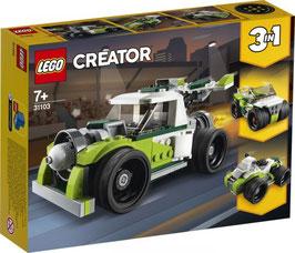LEGO CREATOR Raketen-Truck