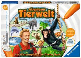 RV tiptoi® Abenteuer Tierwelt SPIEL