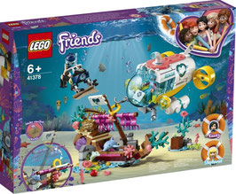 LEGO FRIENDS Rettungs-U-Boot für Delfine