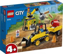 LEGO CITY Bagger auf der Baustelle