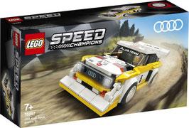 LEGO SPEED CHAMPIONS 985 Audi Sport quattro S1