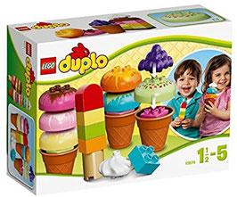 LEGO DUPLO Bunter Eisspaß