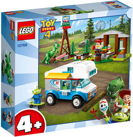LEGO TOY STORY 4 Ferien mit dem Wohnmobil