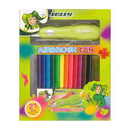 Jolly Airbrush Fun - !NEU!