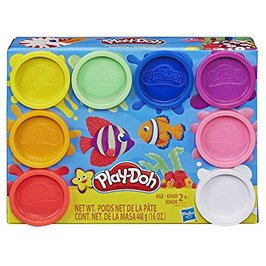 Play-Doh Rainbow 8er Set
