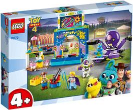 LEGO TOY STORY 4 Buzz & Woodys Jahrmarktspaß