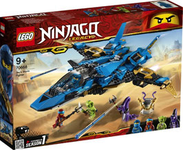 LEGO NINJAGO Jays Donner-Jet