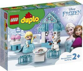 LEGO DUPLO Elsas und Olafs Eiscafé