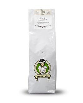 """Espresso """"Frischling"""" Rösterei Schwarzwild 250g ungemahlen"""