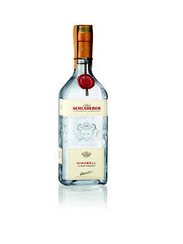 Schladerer-Mirabell 42 % vol. 0,7 Liter Flasche