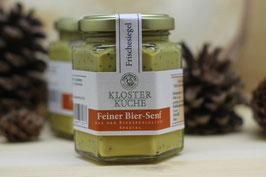 Biersenf aus der Alpirsbacher Klosterbrauerei - 180ml - herzhaft würziger Genuss
