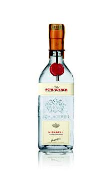 Schladerer Mirabell 42 % vol. / 0,35 Liter Flasche