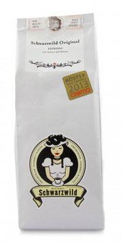 """Schwarzwild """"Original Espresso"""" 250g ungemahlen"""