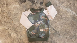 Pullover Fliegercamoflage