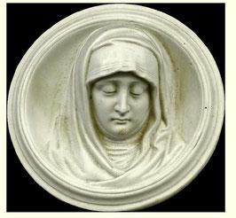 2  聖母マリア レリーフ
