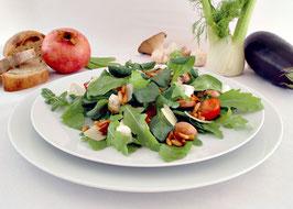 Feld-Rucola Salat